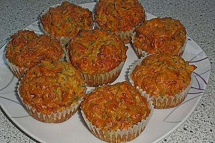 Herzhafte Schinken-Käse-Muffins 17