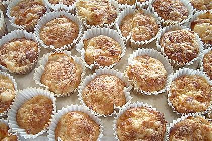 Herzhafte Schinken-Käse-Muffins 42