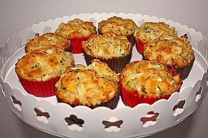 Herzhafte Schinken-Käse-Muffins 2