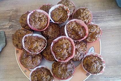 Herzhafte Schinken-Käse-Muffins 55