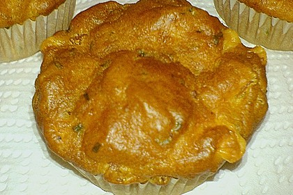 Herzhafte Schinken-Käse-Muffins 54
