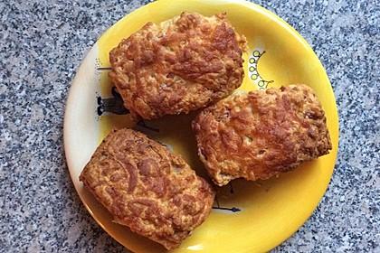 Herzhafte Schinken-Käse-Muffins 29