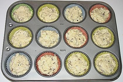 Hackfleisch - Muffins 10