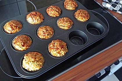 Hackfleisch - Muffins 4