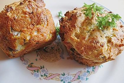 Hackfleisch - Muffins 1