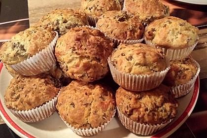 Hackfleisch - Muffins