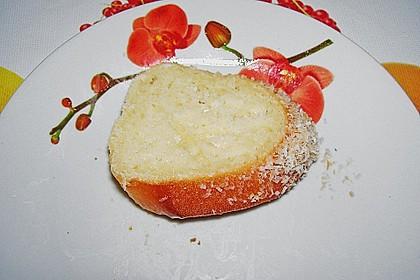 Kokoskuchen mit Kokosmilch 43