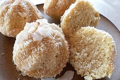Kokoskuchen mit Kokosmilch 8