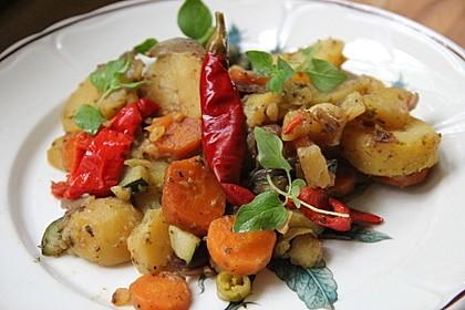 Bratkartoffeln vegetarisch 13