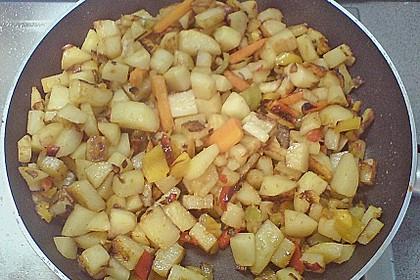 Bratkartoffeln vegetarisch 17