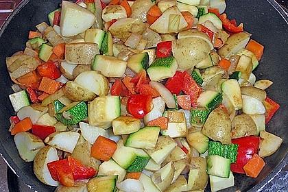 Bratkartoffeln vegetarisch 16
