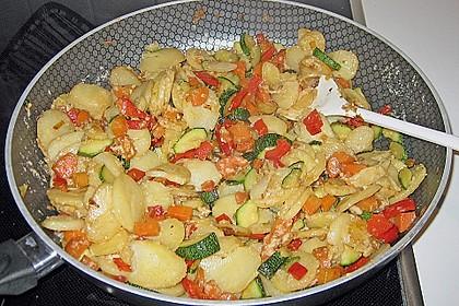Bratkartoffeln vegetarisch 11
