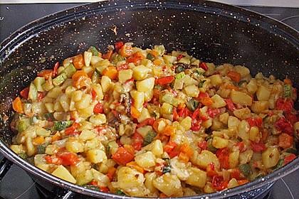 Bratkartoffeln vegetarisch 22