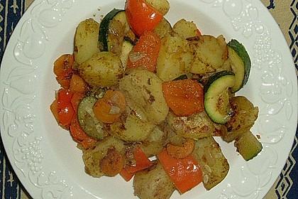 Bratkartoffeln vegetarisch 10