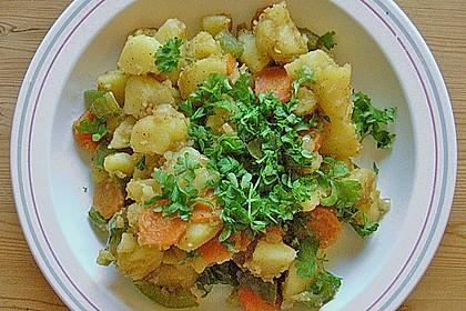 Bratkartoffeln vegetarisch 9