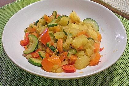 Bratkartoffeln vegetarisch 14