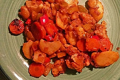 Bratkartoffeln vegetarisch 18