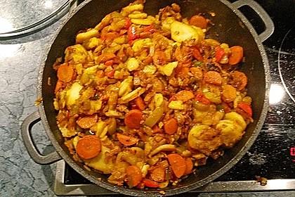 Bratkartoffeln vegetarisch 25