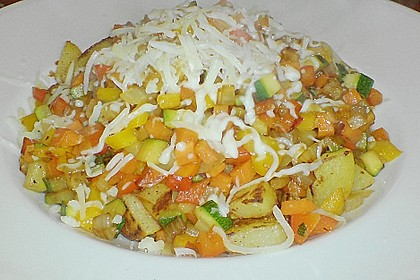 Bratkartoffeln vegetarisch 5