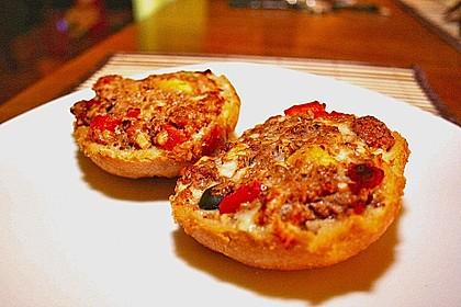 Pizzabrötchen 1