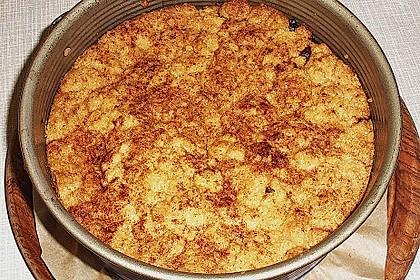 Apfel - Streuselkuchen vom Blech 33