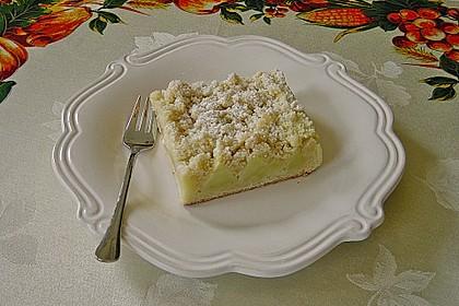 Apfel - Streuselkuchen vom Blech 4