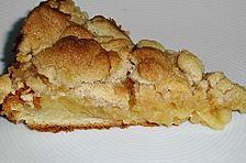 Apfel - Streuselkuchen vom Blech