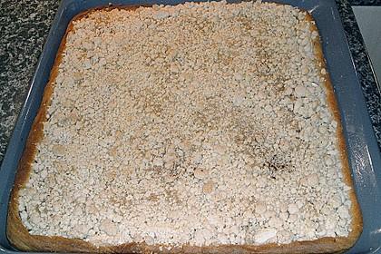 Apfel - Streuselkuchen vom Blech 36