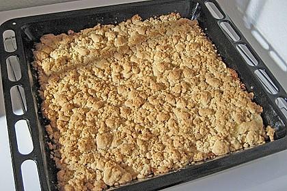 Apfel - Streuselkuchen vom Blech 20