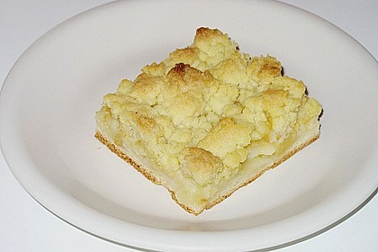 Apfel - Streuselkuchen vom Blech 12