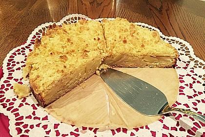 Apfel - Streuselkuchen vom Blech 14