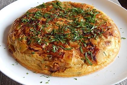 Spanische Tortilla 2