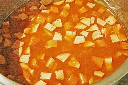 Astrids schnelle Bohnensuppe 4