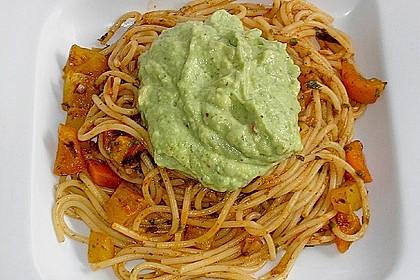 Pasta Avocado - Paprika 15
