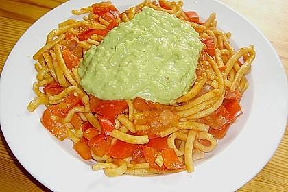 Pasta Avocado - Paprika 22