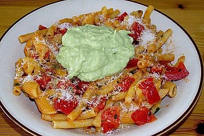 Pasta Avocado - Paprika 11
