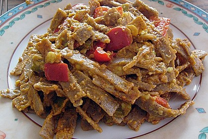Pasta Avocado - Paprika 24