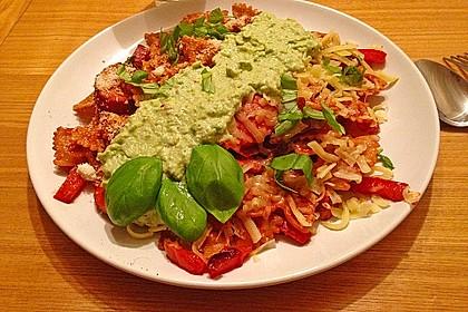Pasta Avocado - Paprika 3