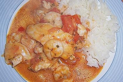 Brasilianische Fischpfanne mit Reis 23