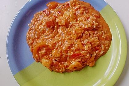 Brasilianische Fischpfanne mit Reis 30