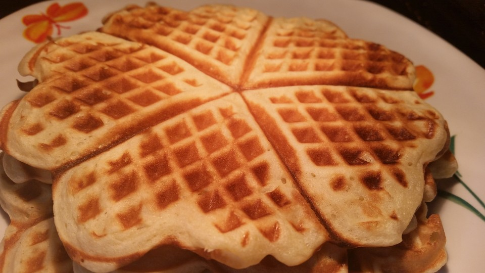 Omas Waffeln Rezepte Original luftige waffeln kaiwalz chefkoch de
