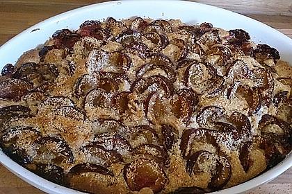 Pflaumenkuchen 1