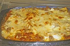 Lasagne, mediterrane Art
