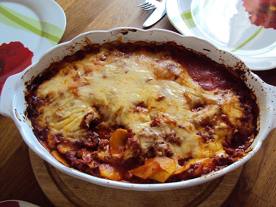 hackfleisch tomaten kartoffel gratin rezept mit bild. Black Bedroom Furniture Sets. Home Design Ideas