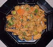 Ibu's Rosenkohl - Curry mit Hühnchen (Bild)