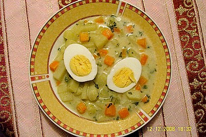 Gemüse-Eier Ragout 5