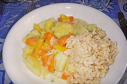 Gemüse-Eier Ragout 6