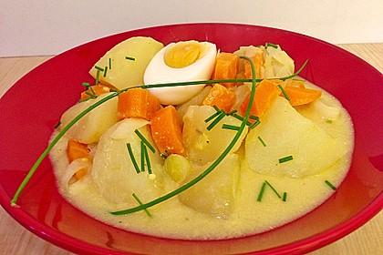 Gemüse-Eier Ragout 2
