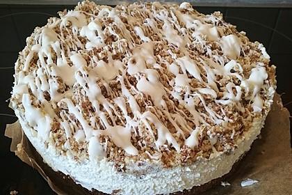 Nuss - Sahne - Kuchen 9