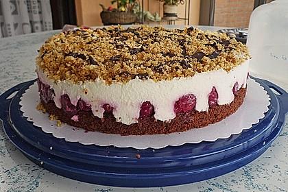 Nuss - Sahne - Kuchen